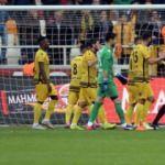 Malatyaspor ligin ikinci yarısında tepetaklak
