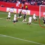 Tarihin en ilginç golü!