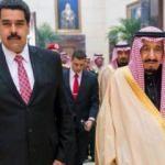 Venezuela'yı tehdit edip Suudi Arabistan'a gözdağı verdiler!