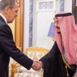 Dün Katar'daydı! Kral Selman ile Lavrov arasında kritik görüşme
