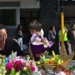 Yeni Zelandalılar hayatını kaybeden Müslümanları andı!