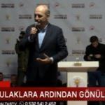 AK Partili aday önce kulaklara ardından gönüllere seslendi