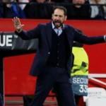 Avrupa Ligi'nden elenen Sevilla hocasını gönderdi!