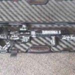 Camiye saldıran teröristin silahında dikkat çeken detay