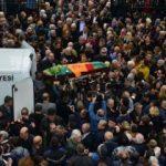 Çika'nın cenazesi sonrası 'pes' dedirten görüntü