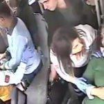 Halk otobüsünde panik anları! Şoför aniden fenalaşınca...