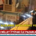 HDP'li Buldan Millet İttifakı için oy istedi
