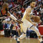 Houston Rockets'ı Golden State durdurdu
