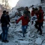 İdlib'de ölü sayısı 12'ye yaralı sayısı 45'e yükseldi!