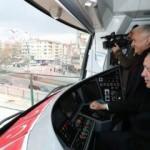 İstanbul'da tarihi gün! Erdoğan açılışını yaptı