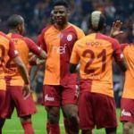 Galatasaray evinde 'çok farklı'