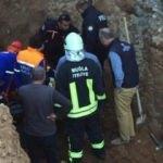 Su hattı döşerken, toprak altında kalan işçi öldü
