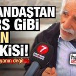 Taksim'de ezanın protesto edilmesine vatandaştan sert tepki!