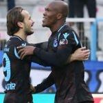 Trabzonspor'u Nwakaeme sırtlıyor!