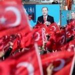 Başkan Erdoğan alana geldi, coşku doruğa ulaştı!