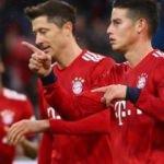 Bayern Münih'ten gol şov: 6-0