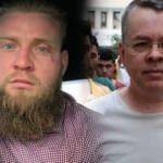 Camiye saldıran terörist ile Rahip Brunson'ın arasındaki sır