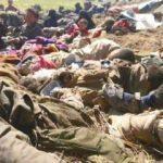 Vahşi katliam! İç savaş tarihinin en büyük vahşetlerinden biri