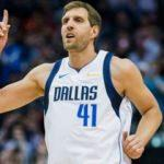 Dirk Nowitzki NBA tarihine geçti!