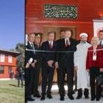 Erdoğan Çanakkale'de cami açılışı gerçekleştirdi