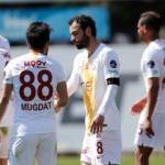 Galatasaray, Ümraniyespor'u 3 golle geçti