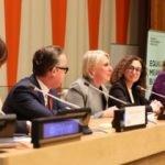 Geleceği yazan kadınlar BM'nin güçlü kadınları arasında