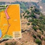 Golan Tepeleri nerede? Harita üzerindeki konumu? Golan Tepeleri önemi...
