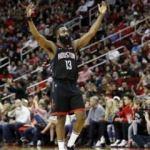 Harden'dan Spurs potasına 61 sayı