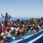 İtalya'da göçmen krizi! Kara sularını kapatacaklar