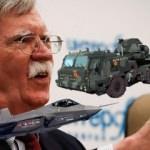 John Bolton'dan Türkiye'ye küstah tehdit: Endişeliyiz!