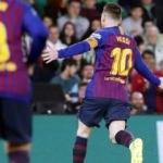 Messi coştu, Barcelona farkı açtı!