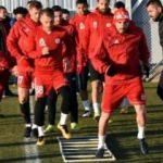 Sivasspor'da Kayserispor hazırlıkları sürüyor