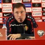 Spiridon'dan Türkiye maçı açıklaması: Kazanacağız