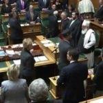 Yeni Zelanda Meclisi'nde Kuran-ı Kerim okundu