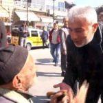 Diyarbakırlı yaşlı amca HDP'lileri böyle kovdu!