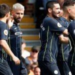 Manchester City bıraktığı yerden devam!