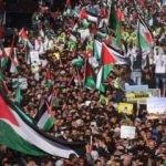 Ürdün'de halk sokakta! Barış sürecini durdurun