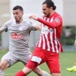 Antalyaspor Çaykur Rizespor'u devirdi