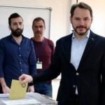 Bakan Albayrak'tan oy kullanan vatandaşlara teşekkür