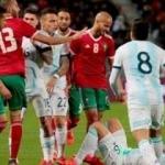 Belhan'da 11'de oynadı, Arjantin yıktı!