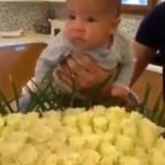 Buse Varol'un oğlu Burak'tan doğum günü sürprizi