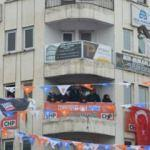 Kameralardan kaçmadı! Erdoğan'ı balkondan takip etti
