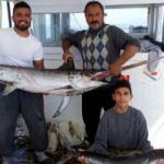 Çocuklarıyla çıktığı avda yakaladı! Görünce şaşıp kaldılar