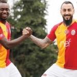 Diagne ve Mitroglou'dan Galatasaray'a müjde!