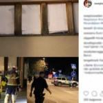 İsveç'in başkenti Stockholm'de büyük patlama! Çok sayıda yaralı var