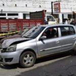 İzmir'de seyir halindeki otomobile pompalı saldırı