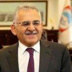 Kayseri'de, AK Parti'li Memduh Büyükkılıç başkan oldu