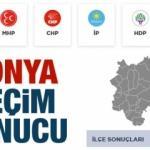 KONYA yerel seçim sonuçları! Tüm ilçelerin oy oranları açıklandı...