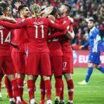 Milli Takım'dan Eskişehir'de gol şov!