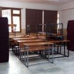 Okullarda seçim için hazırlıklar başladı